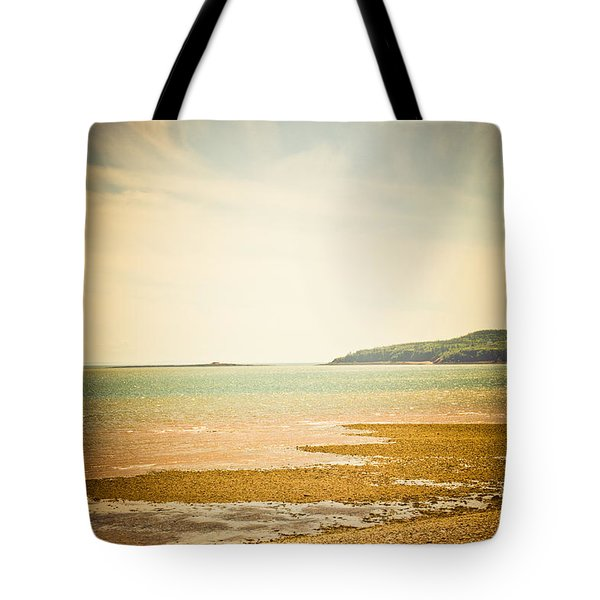 Tote Bag featuring the photograph Serenity by Sara Frank