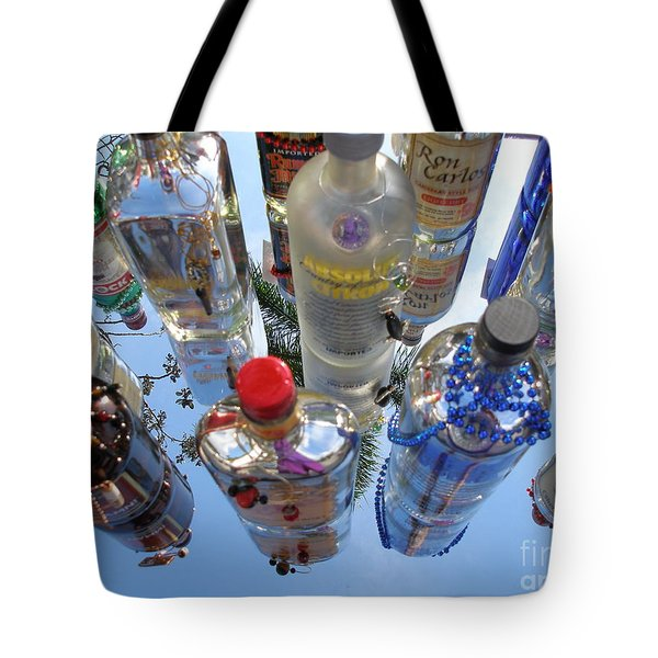 Set Em Up Joe Tote Bag by Irma BACKELANT GALLERIES