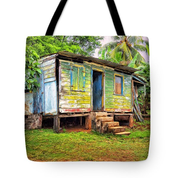 Shabby Chic Tote Bag by Dominic Piperata
