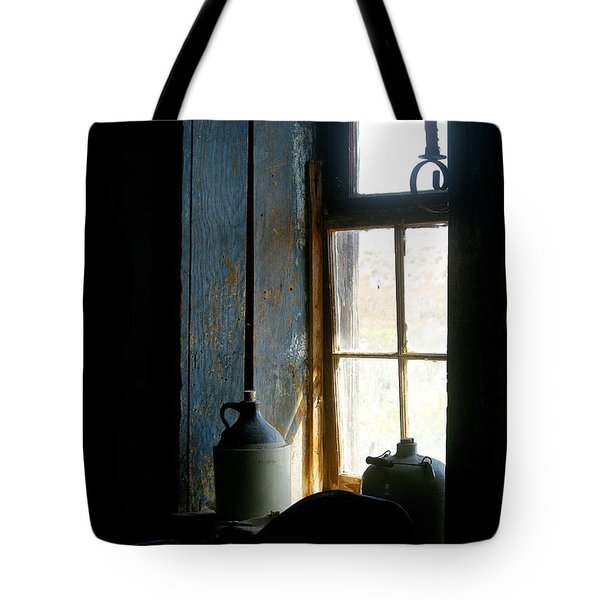 Tote Bag featuring the photograph Shades Of Blue by Vicki Pelham