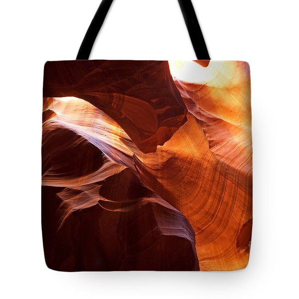 Shades Of Reflections Tote Bag by Bob and Nancy Kendrick