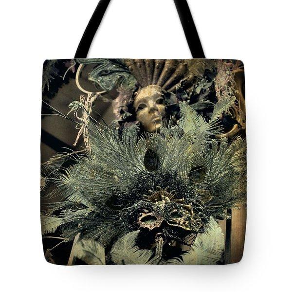 Shadow Me Tote Bag by Amanda Eberly-Kudamik
