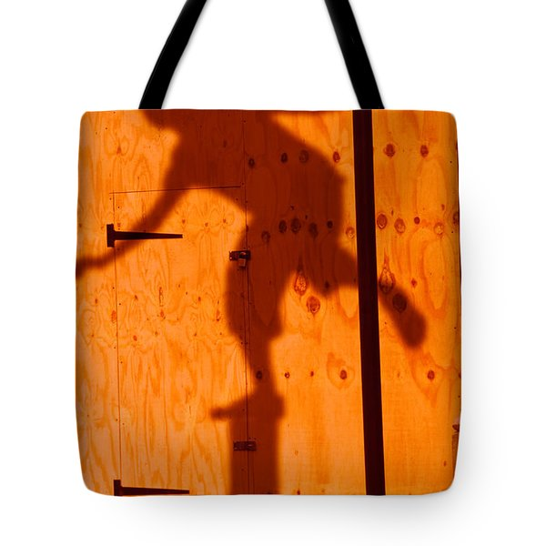 Shadow Play  Tote Bag by Richard Piper