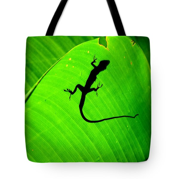 Shadowlizard Tote Bag