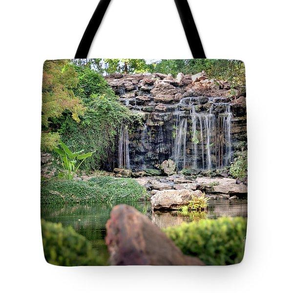 Shangri La Tote Bag by Tamyra Ayles