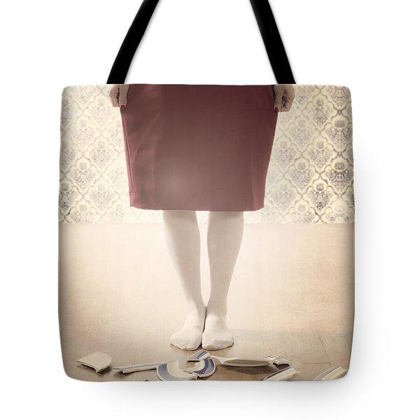 Shards Tote Bag by Joana Kruse