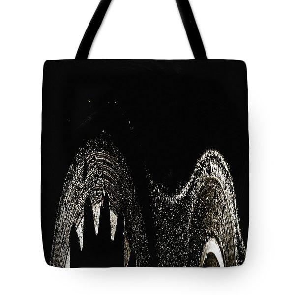 Sharp Tote Bag by Skip Nall