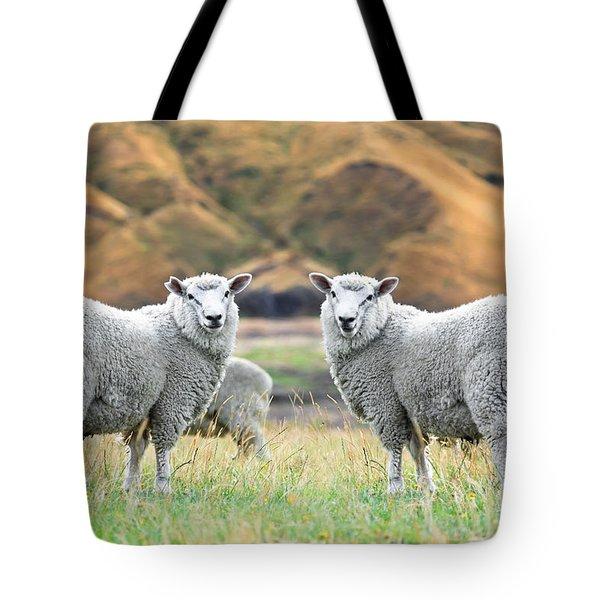 Sheeps Tote Bag