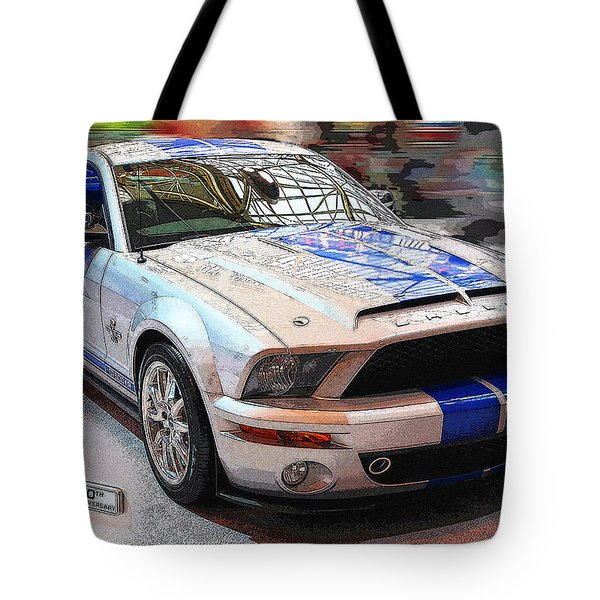 Shelby  Tote Bag