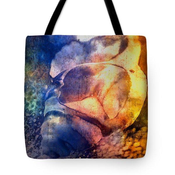 Shell Tote Bag by Mauro Celotti