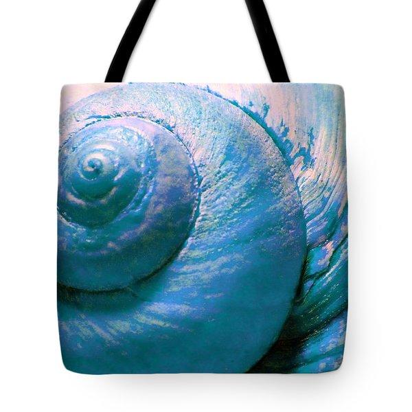 Tote Bag featuring the photograph Seashell - Beach - Ocean by Susan Carella