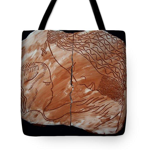 Shepherd Tote Bag by Gloria Ssali