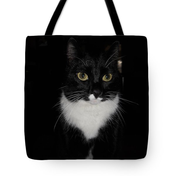 Tote Bag featuring the photograph She's Got Bette Davis Eyes by Diannah Lynch