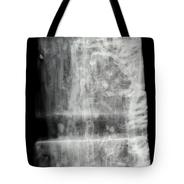 Shipworms Tote Bag by Ted Kinsman