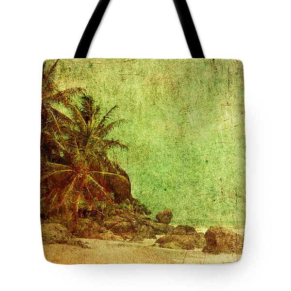 Shipwrecked Tote Bag by Andrew Paranavitana