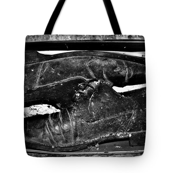 Shoebox Tote Bag by Empty Wall