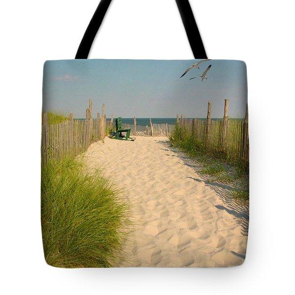 Shore Is Beautiful Tote Bag