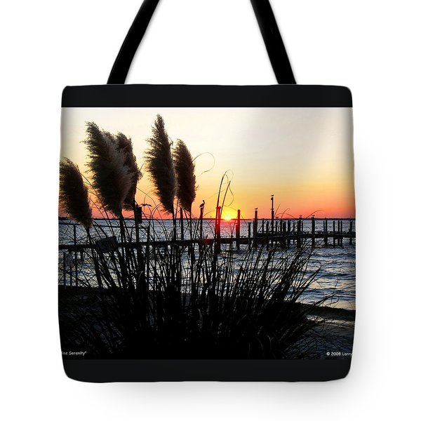 Shoreline Serenity Tote Bag