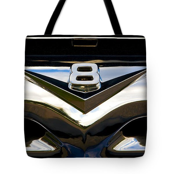 Should Have Had A Vee Eight Tote Bag by Chris Dutton