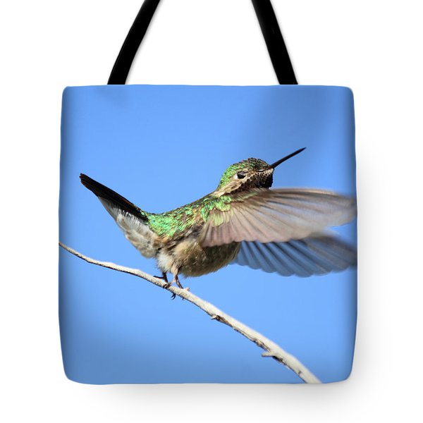 Showing My Beauty Tote Bag