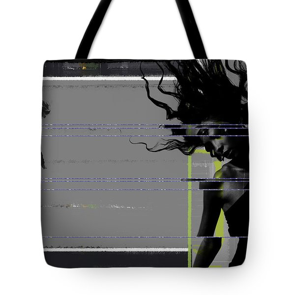 Shuttered Glass Tote Bag