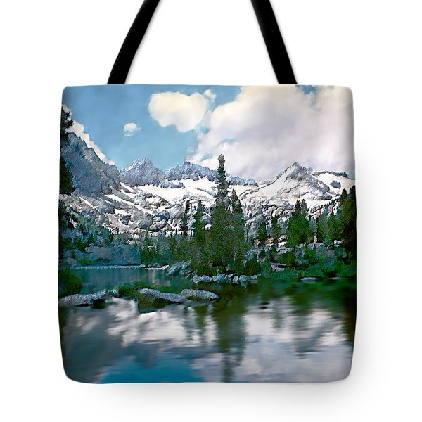 Sierra Tote Bag by Kurt Van Wagner