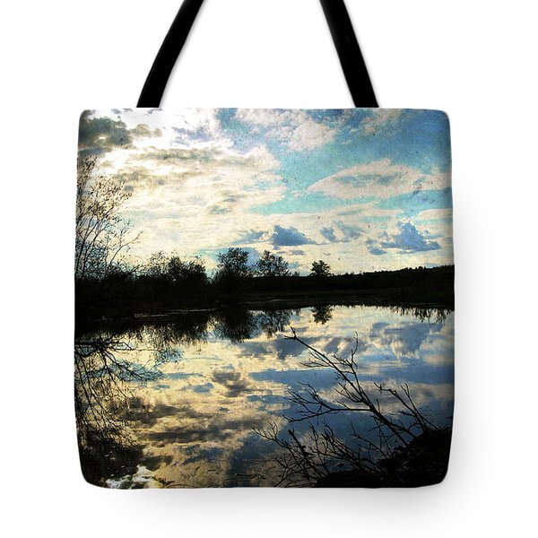 Silence Of Worms Tote Bag by Jerry Cordeiro