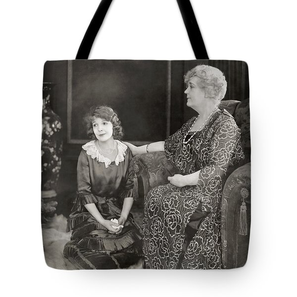 Silent Film Still: Women Tote Bag by Granger