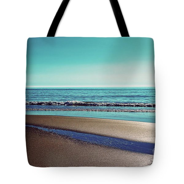 Silent Sylt - Vintage Tote Bag by Hannes Cmarits