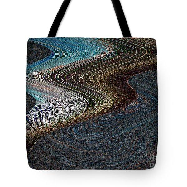 Tote Bag featuring the photograph Silver Bay by Ausra Huntington nee Paulauskaite