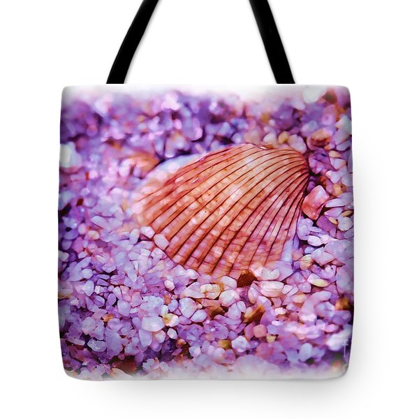 Silver Bells And Cockle Shells . . . Tote Bag by Judi Bagwell