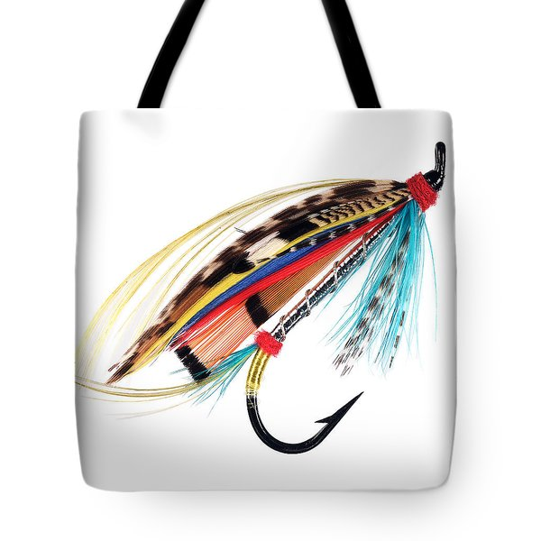 Silver Doctor  Tote Bag by Mauro Celotti