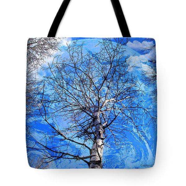 Simple Life Tote Bag by Robert Orinski