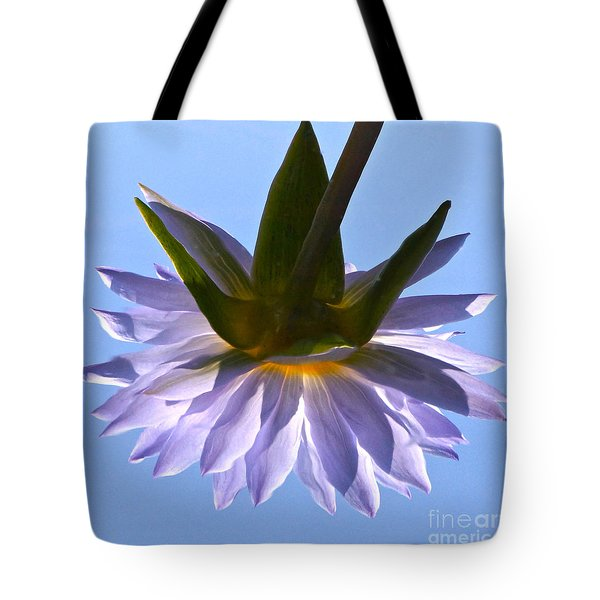 Simple Reflection Tote Bag