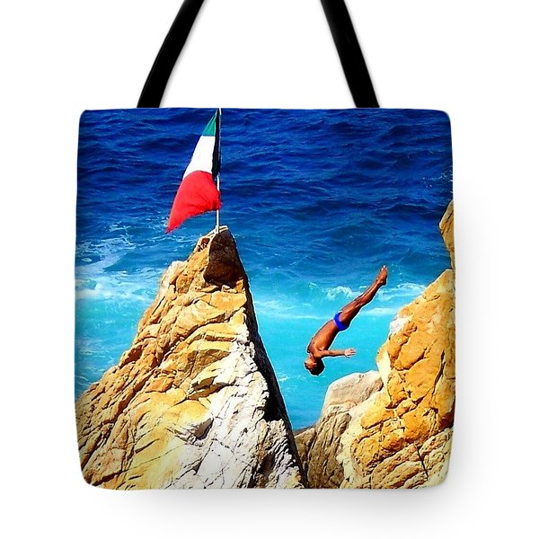 Simply Mexico Tote Bag by Karen Wiles