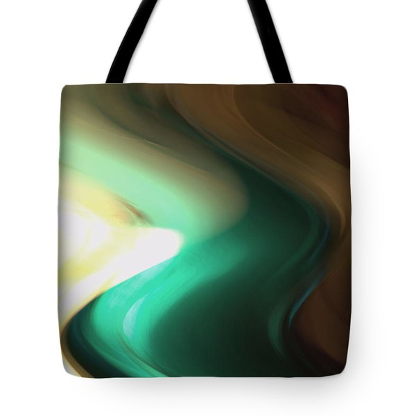 Tote Bag featuring the mixed media Sine Of Ninety by Terence Morrissey