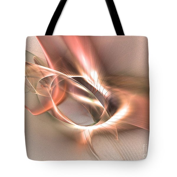 Sinuhe - Abstract Art Tote Bag