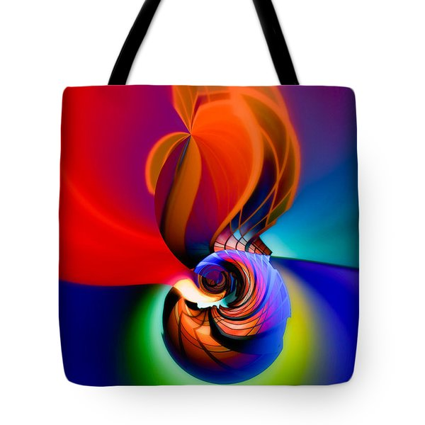 Siphonophoric Colony Tote Bag