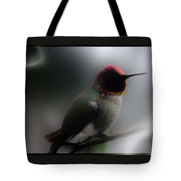 Tote Bag featuring the digital art Sir Dancelot by Holly Ethan