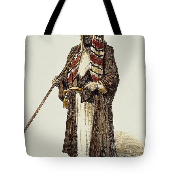 Sir Richard Francis Burton Tote Bag by Granger