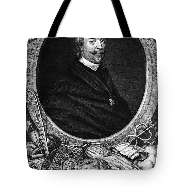 Sir Thomas Roe (c1581-1644) Tote Bag by Granger