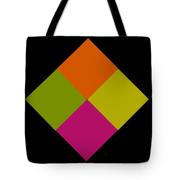 Tote Bag featuring the photograph Six Squared by Steve Purnell