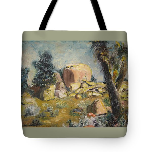 Skull Head Tote Bag by Barbara Prestridge