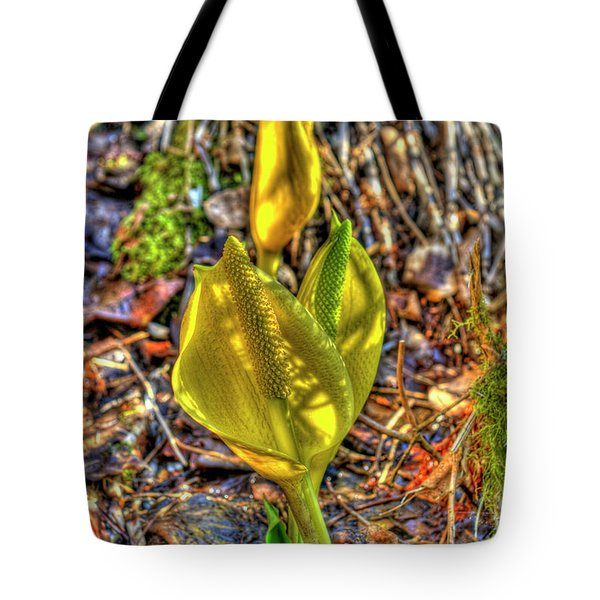 Skunk Cabbage - 2 Tote Bag