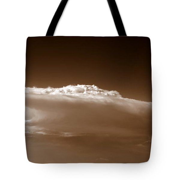 Sky Surfer Tote Bag by Ed Smith
