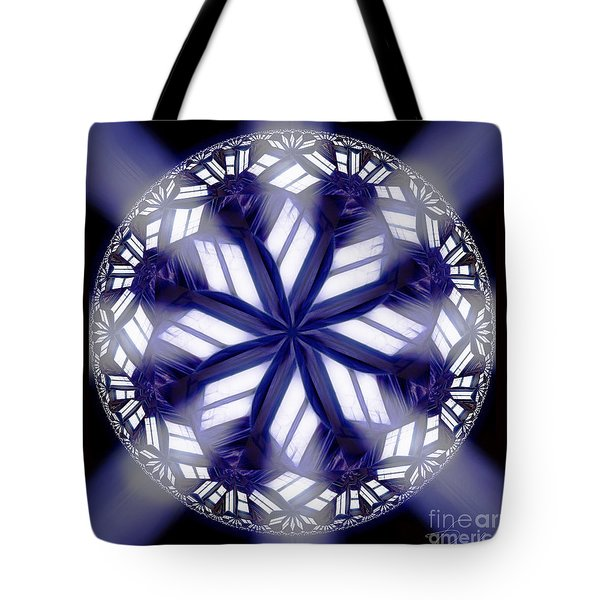 Sky Windows Tote Bag by Danuta Bennett