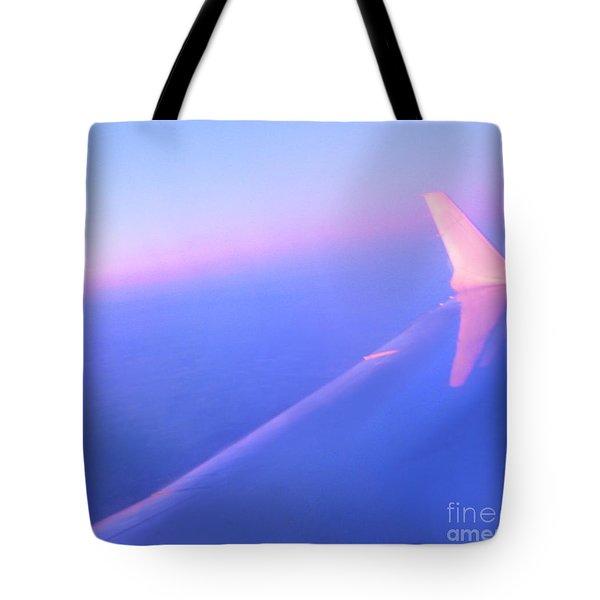 Skybluepink Tote Bag