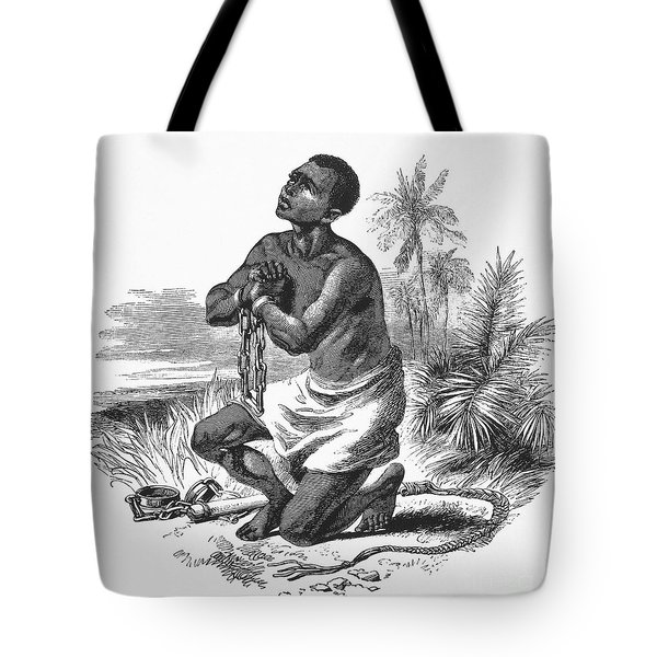 Slavery: Abolition Tote Bag by Granger