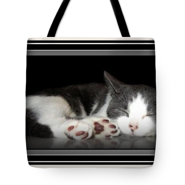 Tote Bag featuring the photograph Sleeping Beauty by Danielle  Parent