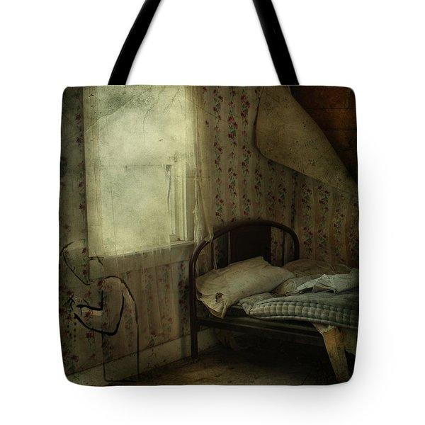 Sleepless Prayers  Tote Bag by Jerry Cordeiro